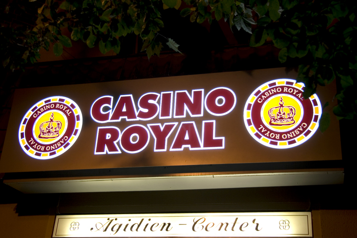 Casino Royal Spielhalle