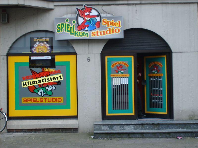 Beste Spielothek in Grosswolfgers finden