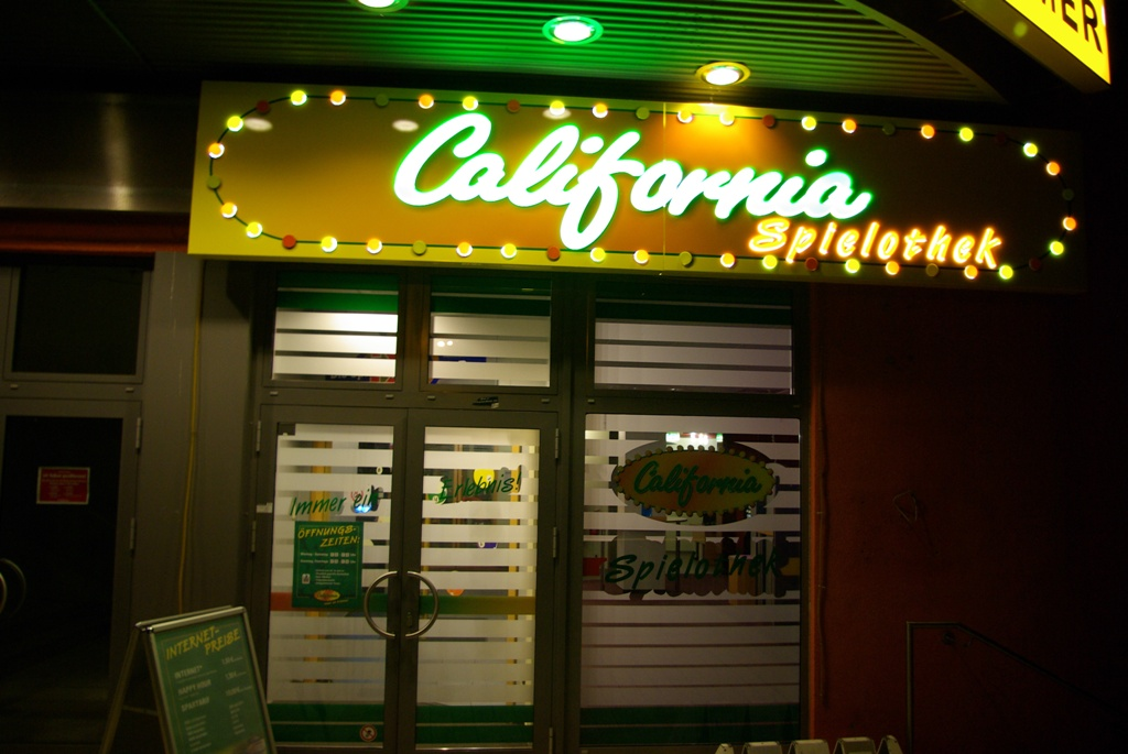 california spielothek casino