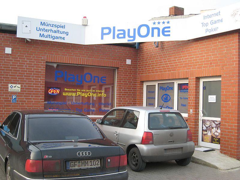 spielothek playone spielhalle laischeweg 1 weyhausen. Black Bedroom Furniture Sets. Home Design Ideas