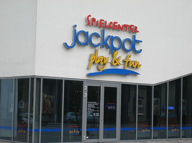Jackpot Spielcenter