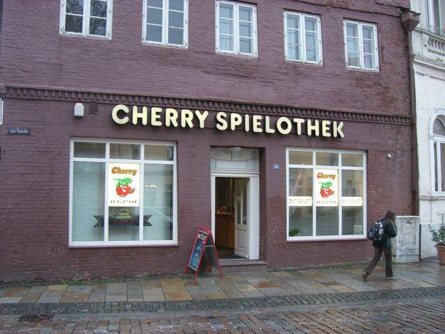 Cherry Spielhalle