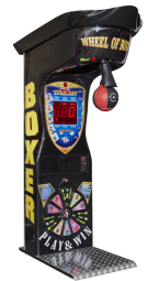 Boxer Automat Wheel of Boxing