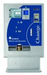 Spielautomat Maxi Cash Recycler gebraucht