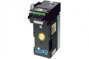 Spielautomat Akzeptor ADP EBA 34 Stapler