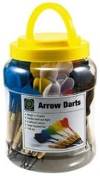 Spielautomat Dartbox verschiedenfarbig