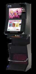 Spielautomat Merkur eCup Style Unterhaltungsautomat