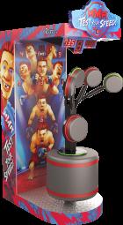 Spielautomat MMA Test Your Speed Kickboxer Boxer Boxautoma