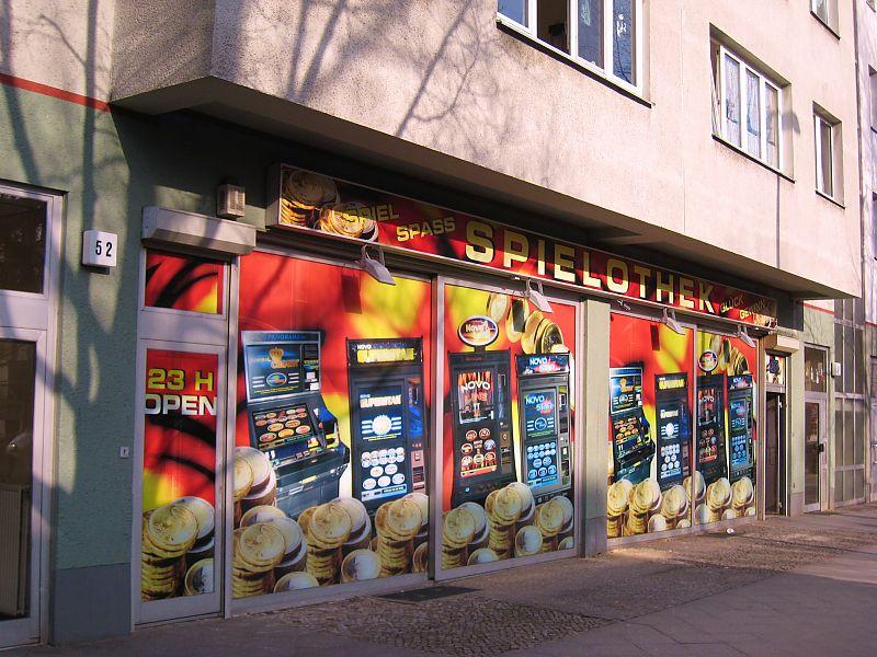 jackpot casino berlin miraustraße