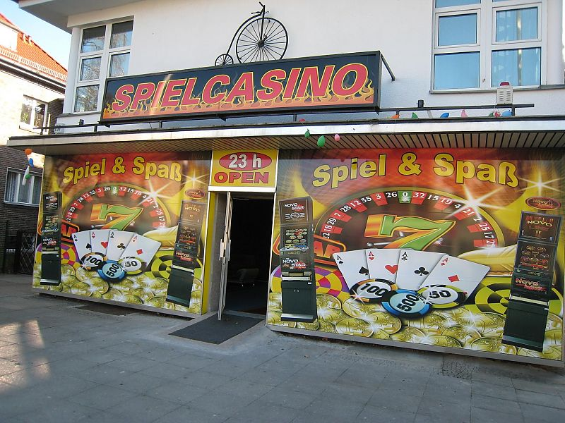 berlin spandau casino