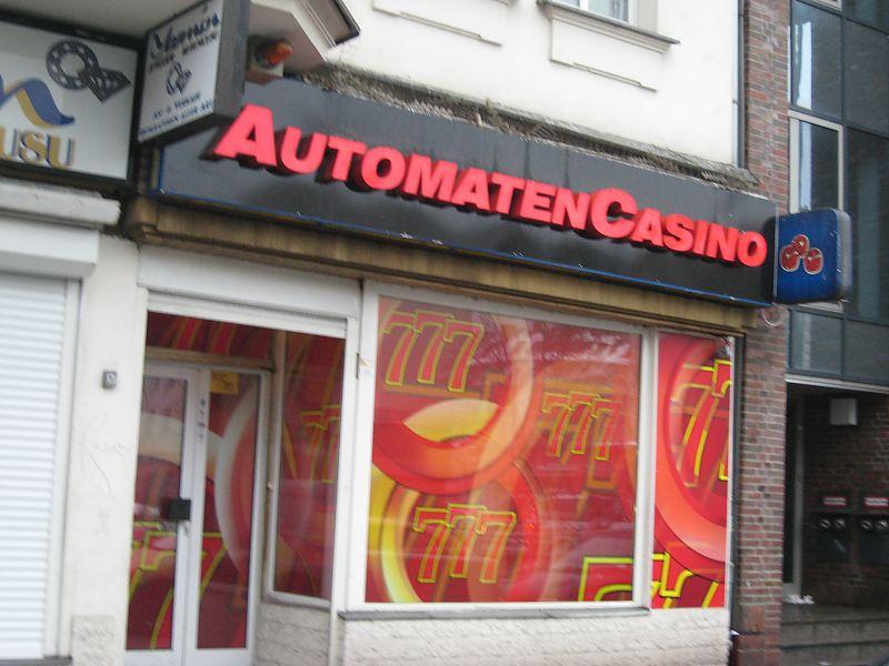 Automatencasino Berlin