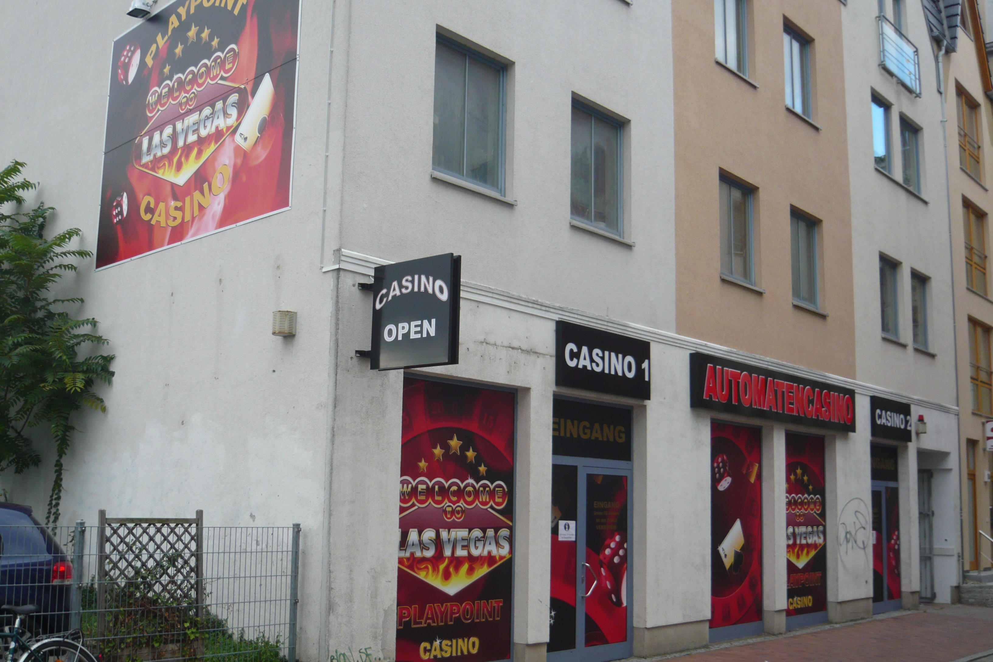 playpoint casino rostock