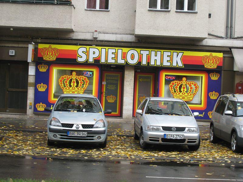 Spielothek Würzburg