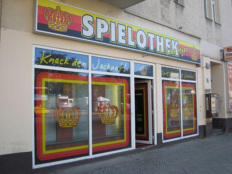 Spielhalle Berlin