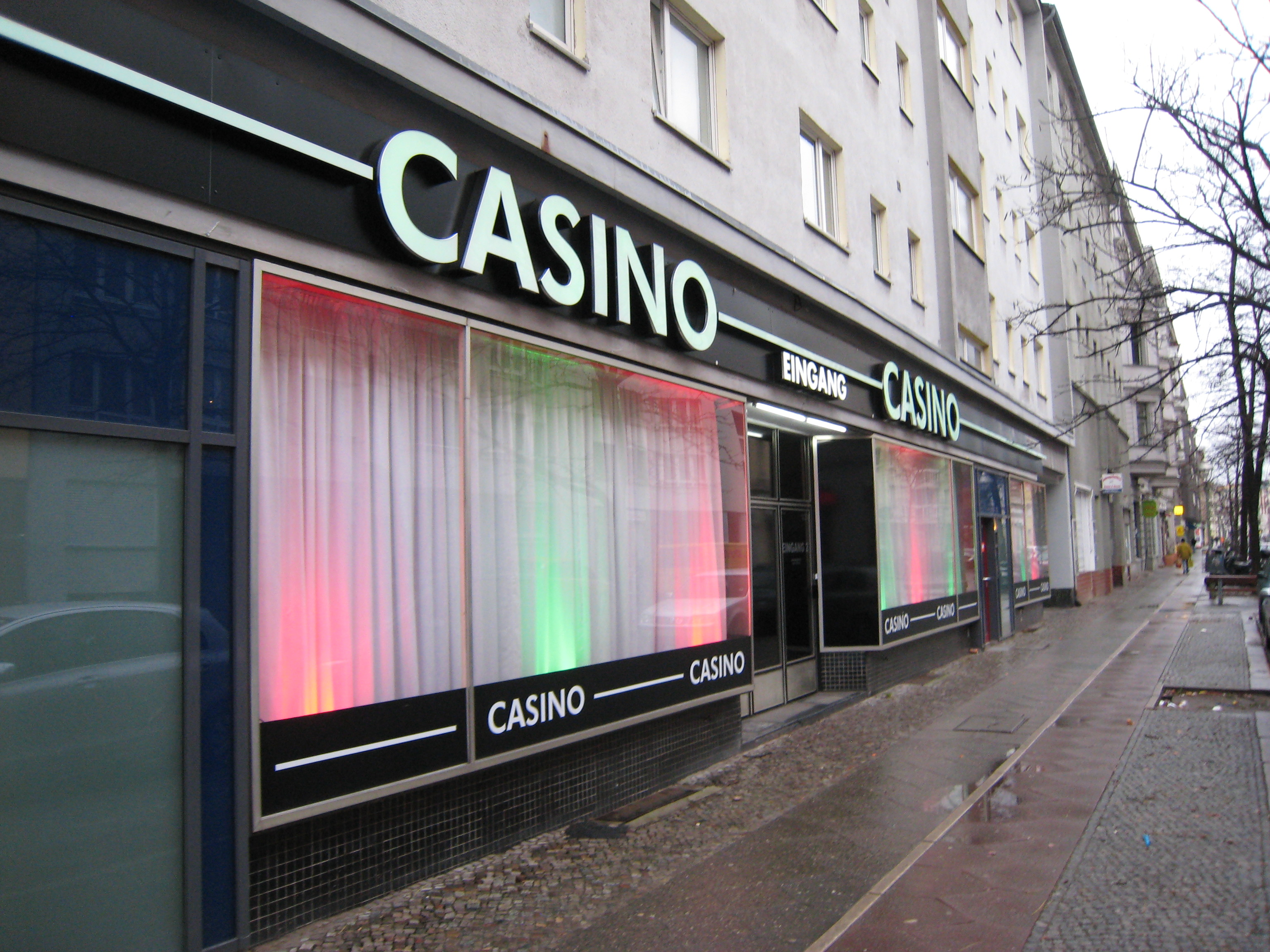 casino potsdam club